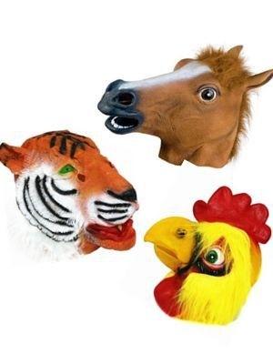 Animal Head Masks