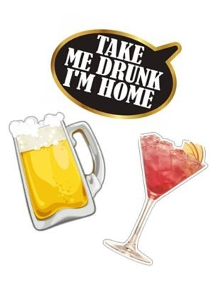 Booze Props