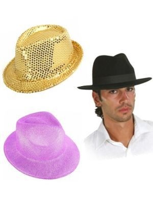 Gangster Hats