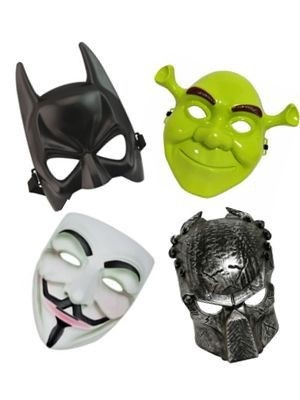 Movie Masks