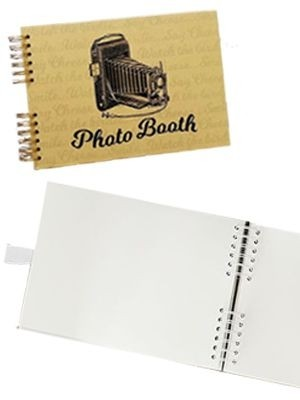 Plain Page Guest Books