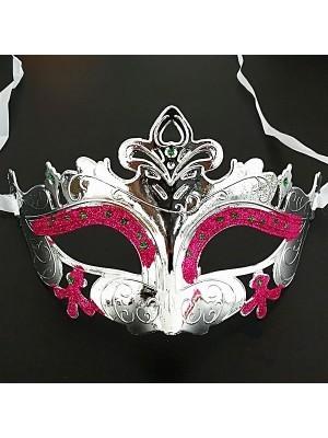 'Little Fairy' Mask Silver