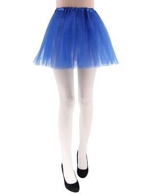Adult Tutu Skirt - Blue