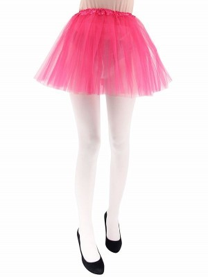 Adult Tutu Skirts - Hot Pink