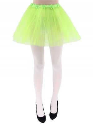 Adult Tutu Skirts - Lime Green