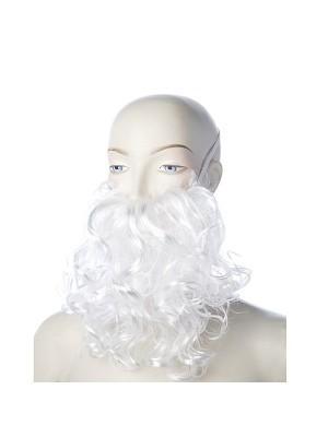Big White Santa Beard