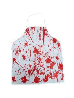 Blood Stained Apron