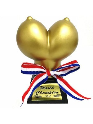 Boobs Trophy Prize