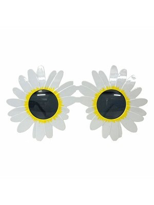 Pretty White Daisies Sunglasses