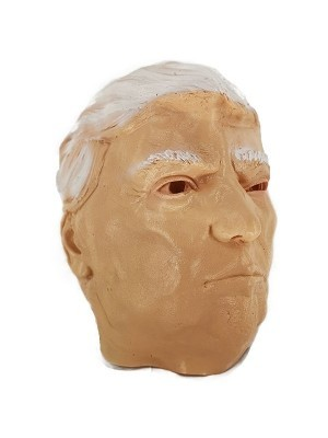 Fancy Dress Costume Donald Trump Look-a-like Head Mask