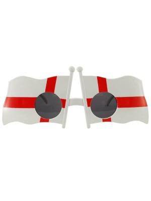 St. George England Flag Sunglasses