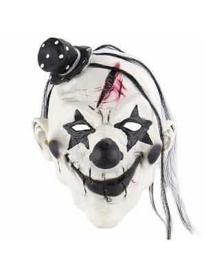 Fancy Dress, Costume Bald Killer Clown Mask