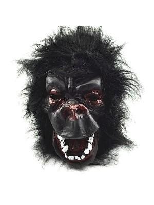 Fancy Dress, Costume Gorilla Head Mask