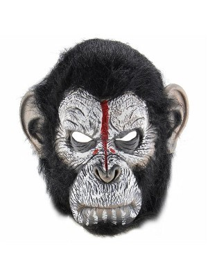Fancy Dress, Costume Ape Head Mask