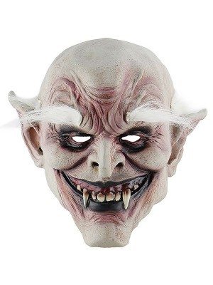 Old Evil Vampire Mask Halloween Fancy Dress Costume