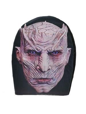 Evil Alien Lord Morph Mask Full Head Sock Halloween Fancy Dress Costume