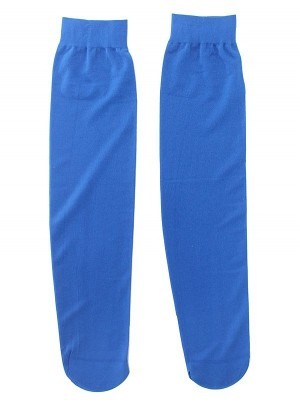 Kids Long Socks - Blue