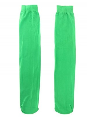 Kids Long Socks - Green