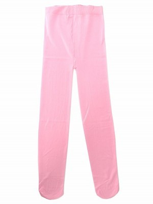 Kids Various Colours Tights - Light Pink
