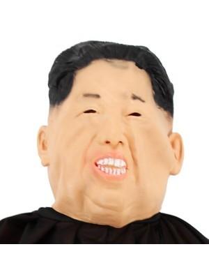 Fancy Dress Costume President Kim Jong Un Look-a-like Head Mask