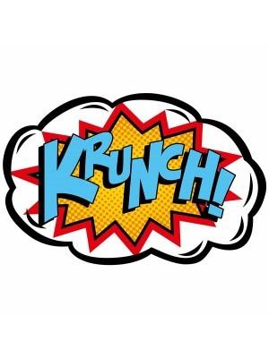 'Krunch!' Pop Art Style Photo Booth Prop