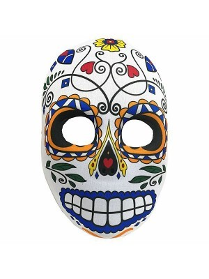 Mexican Day of The Dead Mask 3