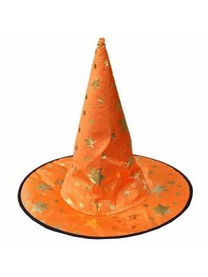 Wizard Hat Orange
