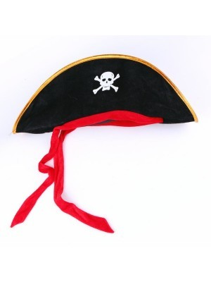 Jolly Roger Pirate Hat