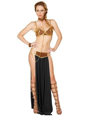 Egyptian Princess Sexy Fancy Dress Costume