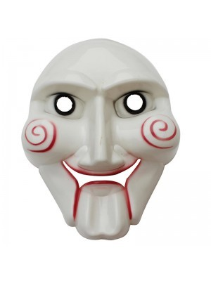 Scary Billy Puppet Mask