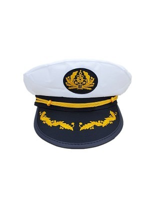 Sea Captain's Grand Hat