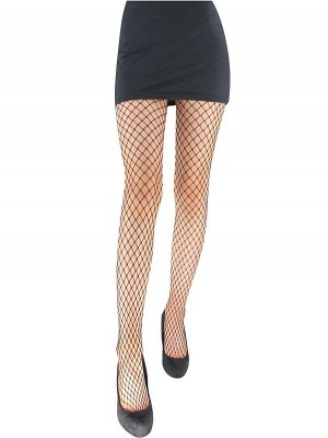 Adult Fishnet Tights - Large Holes