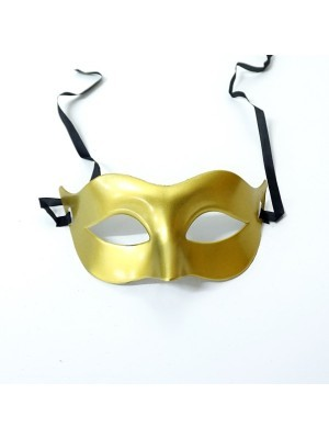 Shiny Eye Mask Gold
