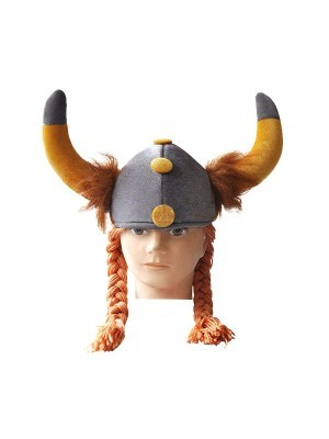 Shield Maid Viking Braid Soft Hat