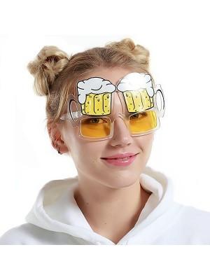 Foamy Pints Of Beer Sunglasses