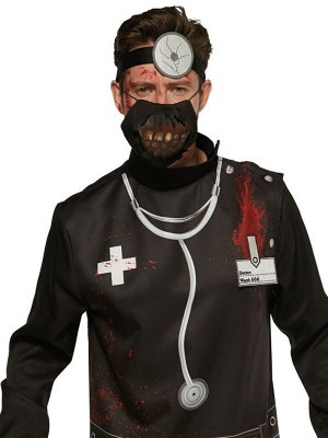 'Doctor Evil' Men's Halloween Costume