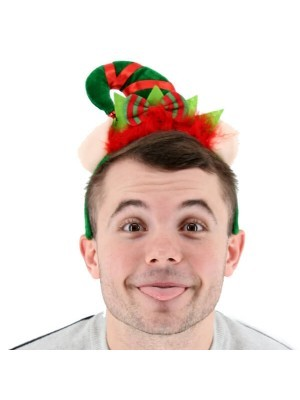 Elf hat headband with Ears