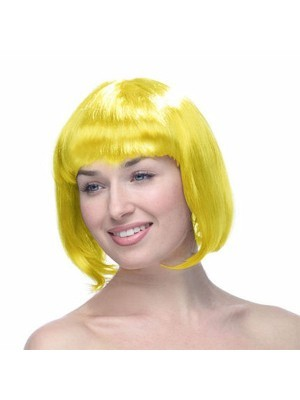 Bob Wig Yellow