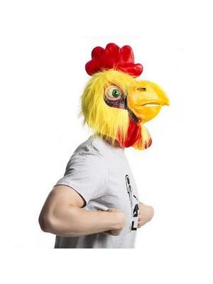 Fancy Dress, Costume Chicken Head Mask