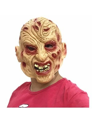 Fancy Dress, Costume Wounded Monster Mask