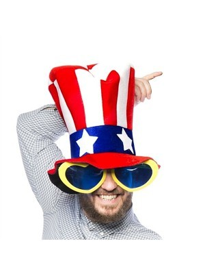 American Uncle Sam's Hat