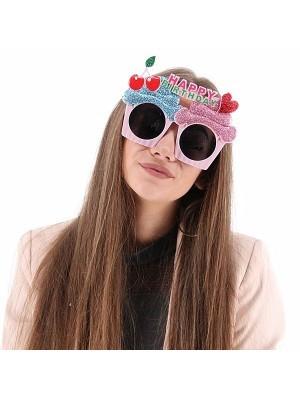 Happy Birthday Cup Cake Sunglasses