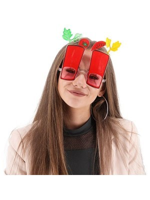 Hawaiian Tropical Cocktails Sunglasses