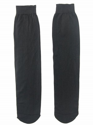 Kids Long Socks - Black