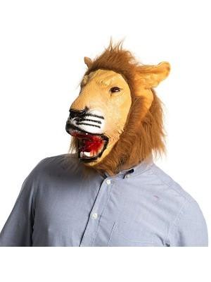 Fancy Dress, Costume Lion Head Mask
