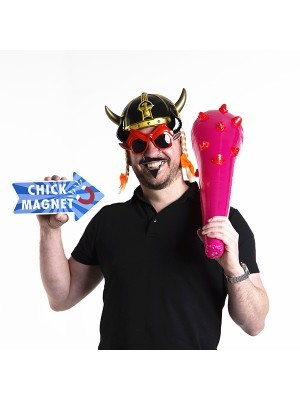 'Chick Magnet' Word Board Photo Booth Prop