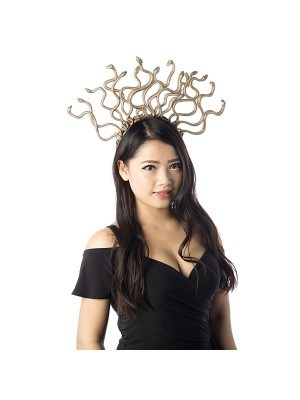 Mythical Medusa Headband