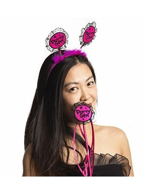 Hot Pink 'Party Girl' Hen Party Set