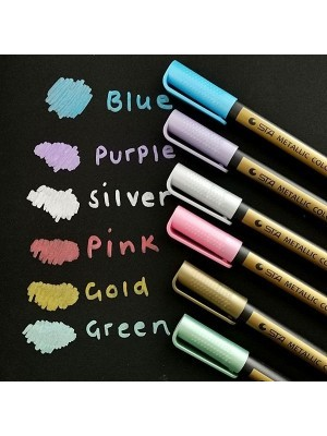 Premium Metallic Guest Book Marker Pen