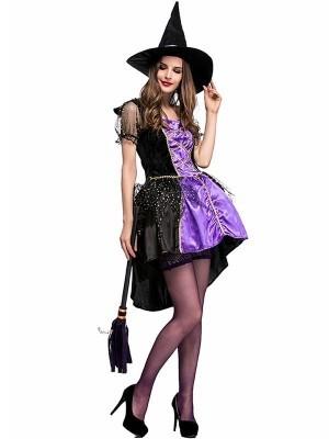 Enchantress Witch Fancy Dress Costume